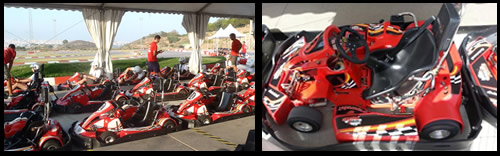 Go Karting on the Costa del Sol