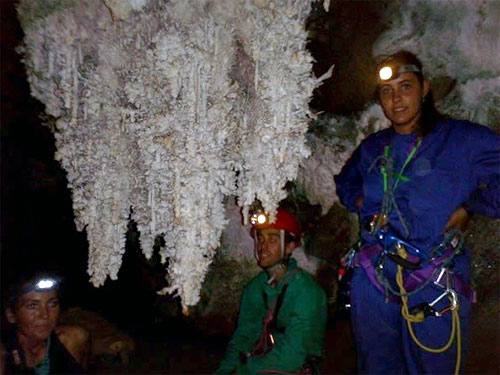 Guided Caving tours in Marbella