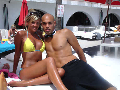Marbella cheeky butler images