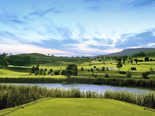 Stunning Andalucian Golf Courses
