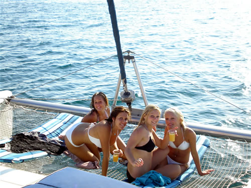 Hen Party Cruises