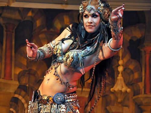 Moroccan Event in Marbella - Belly Dancing