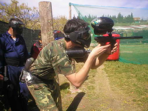 Paintball in Marbella - Take Aim
