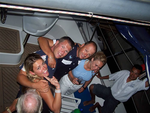 Stag Party Cruises