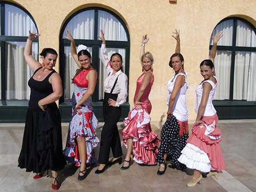 Corporate events - Flamenco Are You Ready?
