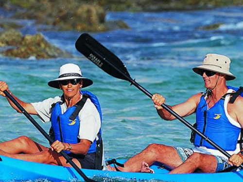 Sea Kayaking in Southern Spain